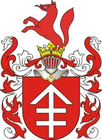 Герб Ліс-Бзура